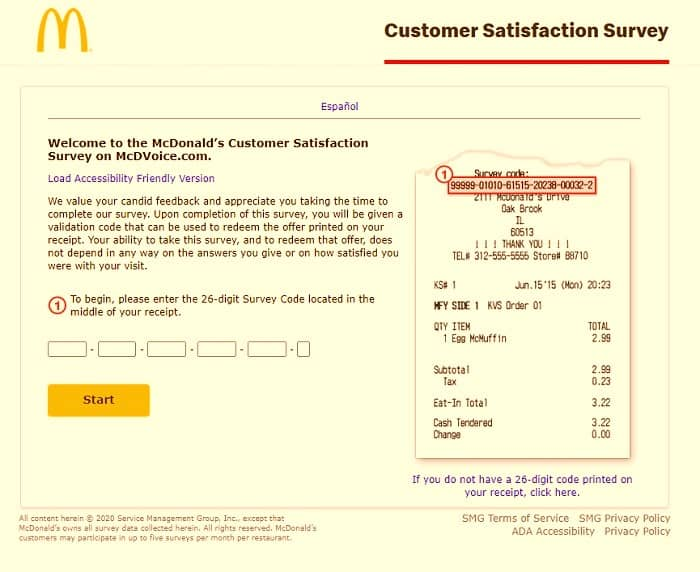 McDVOICE-survey-by-customers